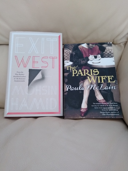photo of The Paris Wife and Exit West